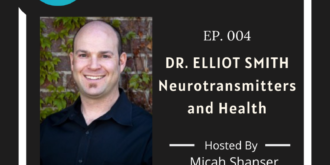 004 – Dr. Elliot Smith – Neurotransmitters and Health